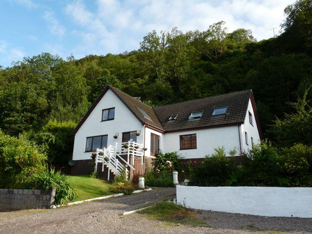Tom-na-Creige Bed & Breakfast in Onich/North Ballachulish